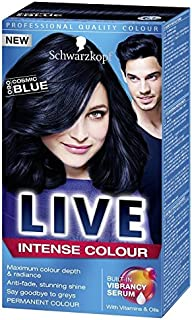 Best schwarzkopf live blue black Reviews