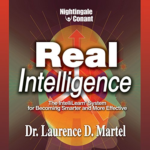 Real Intelligence audiobook cover art
