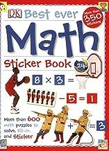 Best Ever Math Sticker Book