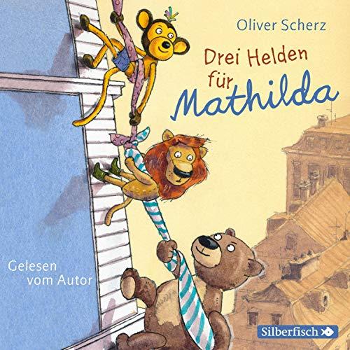 Drei Helden für Mathilda Titelbild
