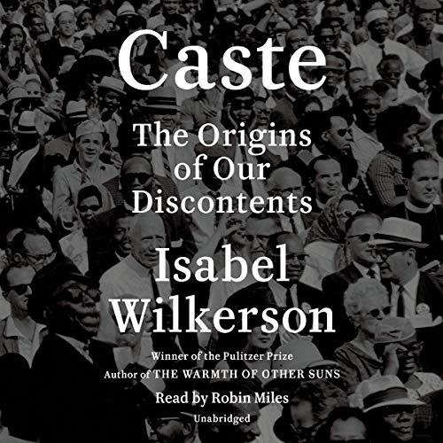 Couverture de Caste