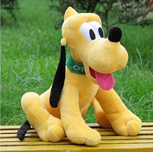 Juguete de Peluche 1un 30 cm muñecas rellenas Sentado Felpa Pluto Perro Felpa Juguete Mickey ratón y Minnie ratón muñeca para niños