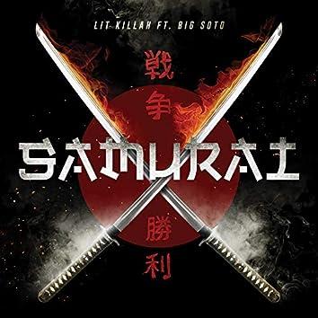Samurai (feat. Big Soto)