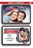 Doble Comedia: Zohan + Hermanos por pelotas [DVD]