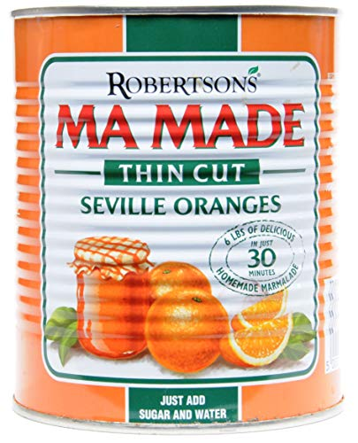 Robertsons Ma Made Thin Cut Seville Oranges - 850 gr
