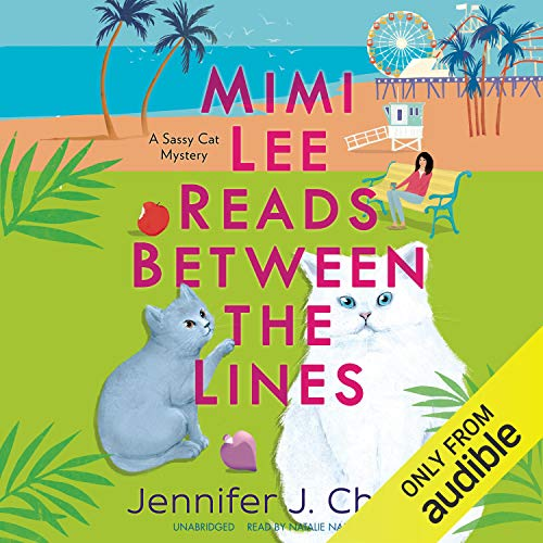 Mimi Lee Reads Between the Lines  By  cover art