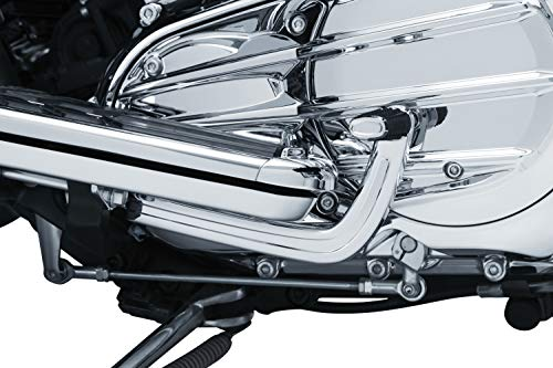 Kuryakyn 5649 Motorcycle Foot Control Component: Heel Shift Lever for 2014-19 Indian Motorcycles, Chrome