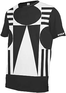 comprar comparacion BurningBikewear Uglyfrog Downhill Jersey Deportes al Aire Libre, Summer MTB Manga Corta,Montar Ropa Top, Higroscópico, tra...