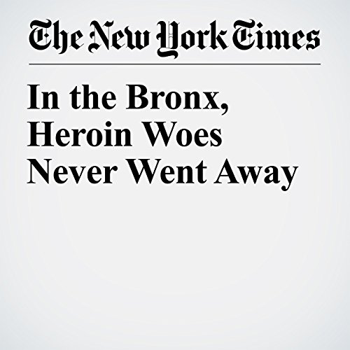 In the Bronx, Heroin Woes Never Went Away copertina