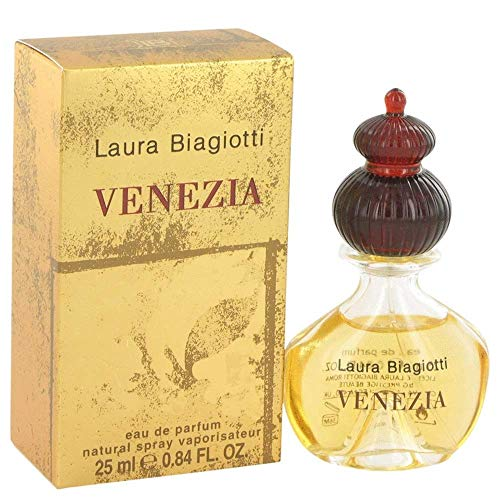Laura Biagiotti Venezia femme/ woman Eau de Parfum, Vaporisateur/ Spray, 1er Pack, (1x 0,025 L)