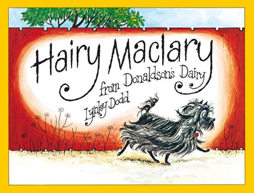 Hairy Maclary From Donaldson's Dairy Mobi (English Edition)