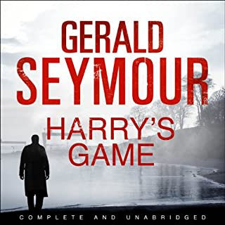 Harry's Game cover art
