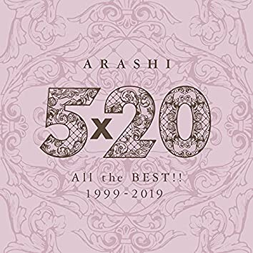 5×20 All the BEST!! 1999-2019 (Special Edition)