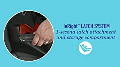 Amazon.com: Graco SnugRide SnugLock DLX - Base para asiento ...