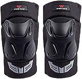 Yughb Adulto/niño Rodilla Coderas Pads muñequeras de protección Gear Set for Multi Deportes Skateboarding en línea del Patinaje sobre Ruedas de Bicicletas BMX Biking de Ciclo Vespa (Color : Black)
