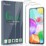 [3 Pack] Ferilinso Tempered Glass for Xiaomi Redmi Note 9S and Redmi Note 9 Pro Screen Protector, Tempered Glass Screen Protector for Xiaomi Redmi Note 9S and Redmi Note 9 Pro Tempered Glass