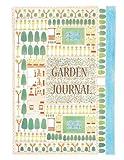 Garden Journal: large Garden Planner | 8.5' x 11' | cream paper