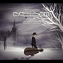 Winterreise, D. 911 - 13. Die Post (arr. for cello and piano)