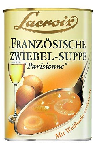 Lacroix Französische Zwiebel-Suppe, 3er Pack (3 x 400 ml)