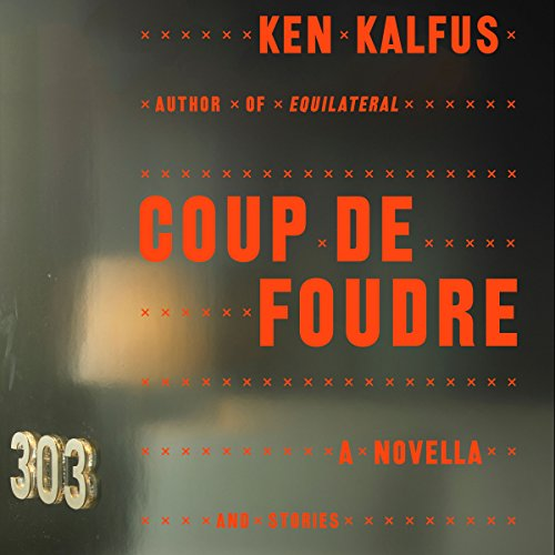 Coup de Foudre audiobook cover art