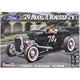 アメリカレベル 1/25 1929 フォード モデルA ロードスター プラモデル 14463