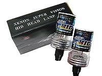 HB4 55W 8000K HIDバルブ コンバージョン バルブ 交換用 2個セット