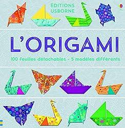 Cahier d'activités L'Origami