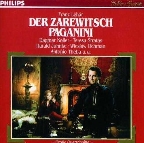Symphonieorchester Graunke, Chor, Wolfgang Ebert & Willy Mattes