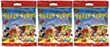 Jelly Belly, Belly Flops (4.7 oz Bags) 3 Pack