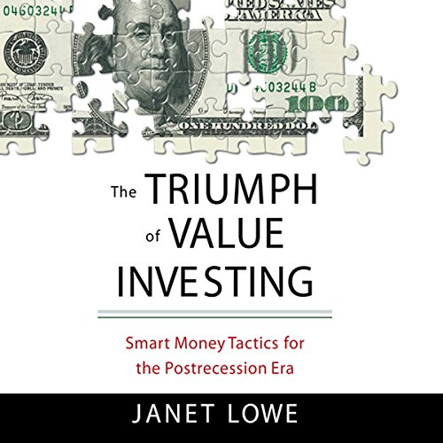 The Triumph of Value Investing audiobook cover art
