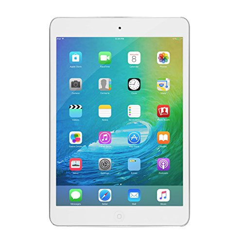 Apple iPad Mini 2 with Retina Display(32GB,WiFi Silver) (Renewed)