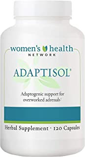 Sponsored Ad - Adaptisol - Natural relief for the most common symptoms of adrenal fatigue, 120 Capsules