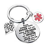 EMT Gifts EMT emergency keychain for graduation medical