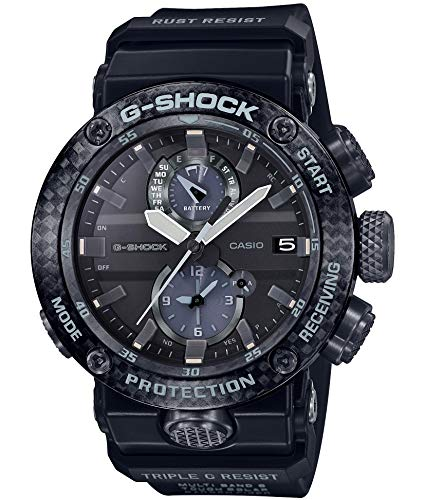 Photo of [Casio] watch Gee shock with Bluetooth Solar radio carbon core guard structure GWR-B1000-1AJF Men's black