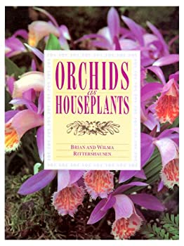 Hardcover Orchids As Houseplants Book