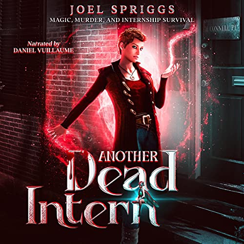 Another Dead Intern Audiobook By Joel Spriggs cover art