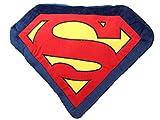 SD toys Superman Cojín, Acrílico, Multicolor, 60 x 47 x 8 cm