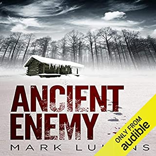 Ancient Enemy audiobook cover art