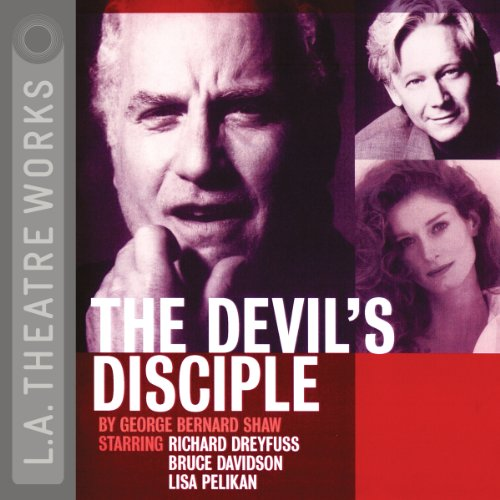 The Devil's Disciple audiobook cover art