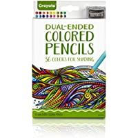 36-Count Crayola Dual-Ended Colored Pencils