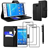 ebestStar - compatible with Sony Xperia M2 Case D2302 D2303