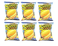 Regent Golden Sweet Corn 60g, 6 Pack 60g Each Bag Product of the Philippines