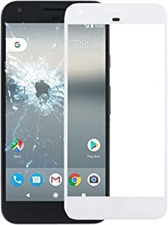 WTYD Mobile Phone Lens Glass Front Screen Outer Glass Lens for Compatible with Google Pixel