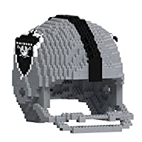 FOCO Oakland Raiders 3D Brxlz - Large Helmet