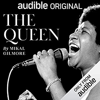 The Queen audiobook cover art