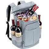 OlarHike Cooler Backpack, Soft Leak-Proof 30 Cans Insulated Backpack Cooler...