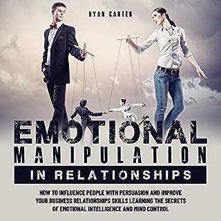 Emotional Manipulation in Relationships audiobook cover art