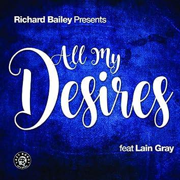 All My Desires (Tom Funk / Fradinho Remixes)