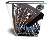 For Roland Jupiter 6–Large original Wave/Contacto muestras Studio Library on DVD or For Download