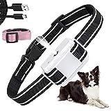 Citronella Bark Collar, Newest Auto Dog Bark Spray Collar, Rechargeable, Waterproof, Adjustable, Anti-bark